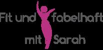 Fit und fabelhaft mit Sarah Logo
